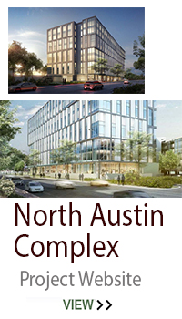 North Complex Project Website