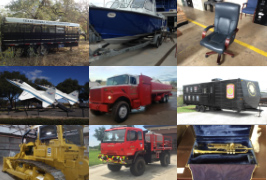 Federal Surplus Property Texas Facilities Commission